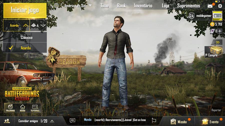 pubg-mobile-modo-arcade PUBG Mobile: Confira as Novidades da versão 0.4.0