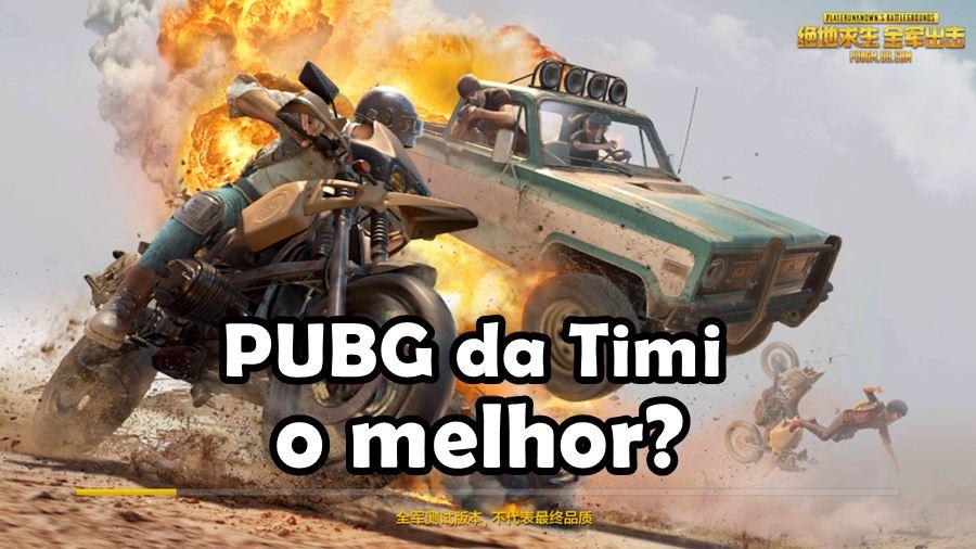 pubg-mobile-timi-studios-1 Precisamos Falar do Melhor PUBG Mobile, o da Timi Studio