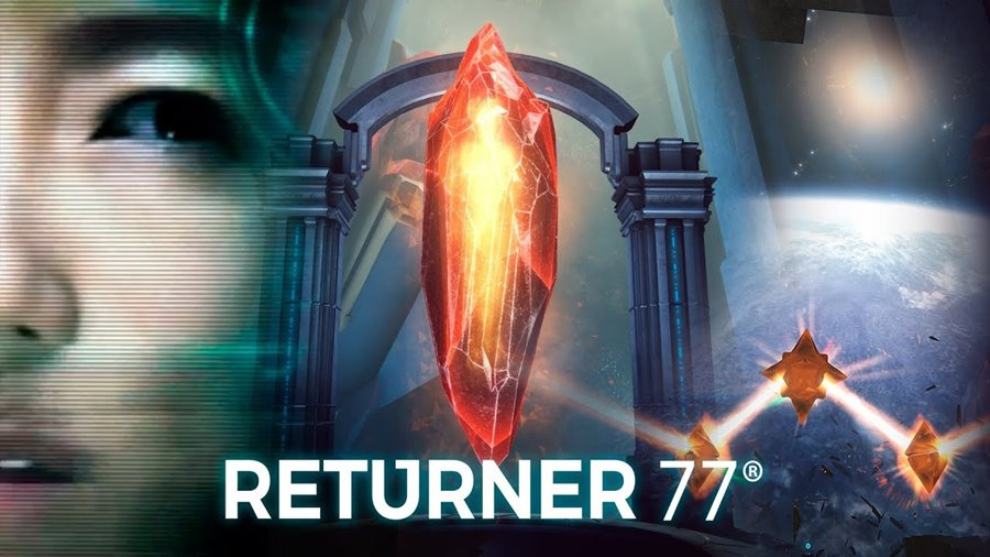 "returner77-android Returner 77 é uma mistura de ""The Witness"" com ""Interstellar"""