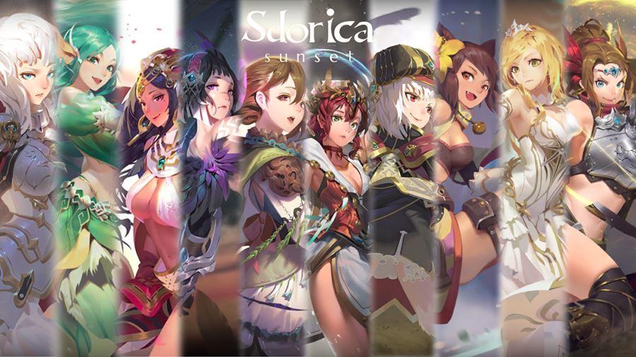 sdorica-rayark Sdorica é um JRPG para Android e iOS dos mesmos criadores de Implosion