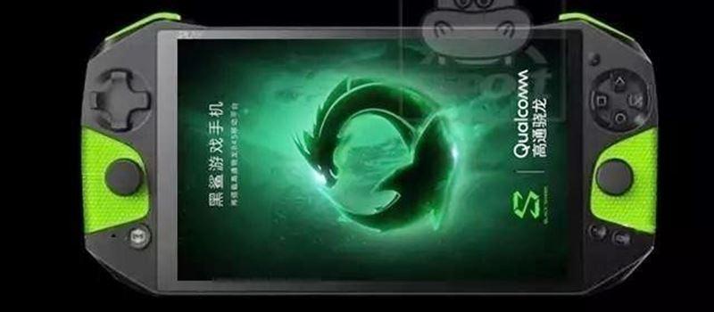 """smartphone-gamer-xiaomi-blackshark Xiaomi Black Shark será o """"Xperia Play"""" da geração atual de smartphones"""