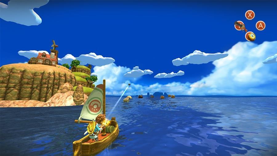 switch_oceanhorn 5 Jogos Mobile que fizeram transição para o Nintendo Switch