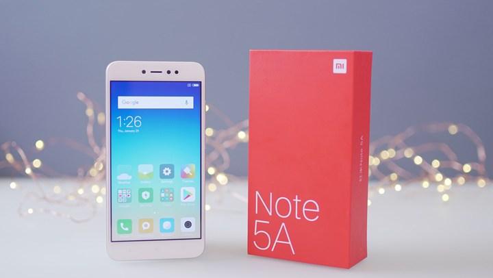 xiaomi-redmi-note-5a-product-shot-1 Melhores Smartphones Baratos para Comprar na GearBest Brasil