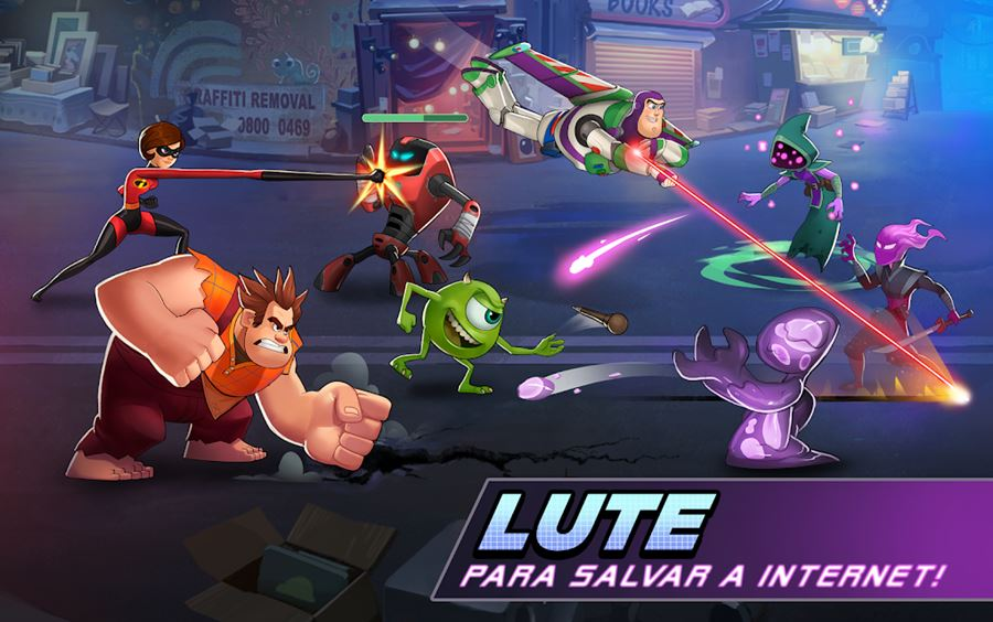 Disney-Heroes-Battle-Mode Novos Jogos para Android na Google Play (semana 21 de 2018)