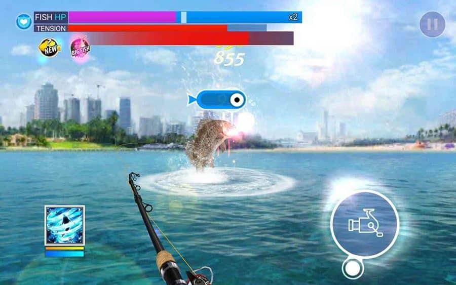 Fishing-Strike-android TOP 25 Melhores Jogos para Android Grátis - 1º Semestre de 2018