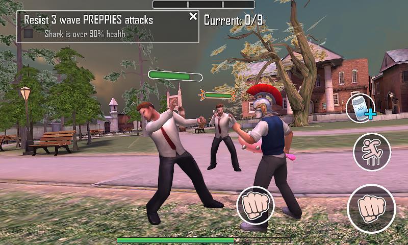 Gangsteres-de-Escola-Secundaria Novos Jogos para Android na Google Play (semana 22 de 2018)