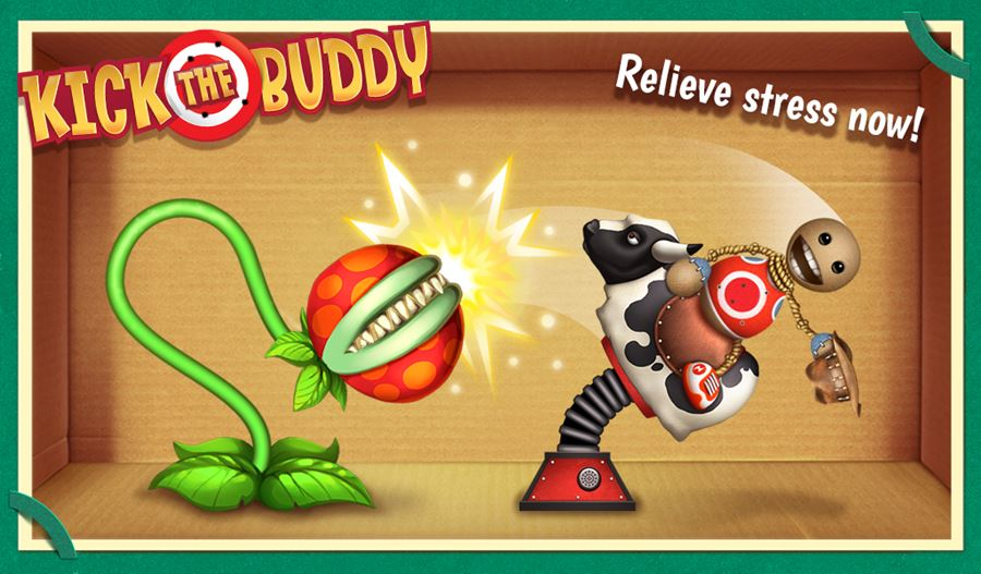 Kick-the-Buddy Novos Jogos para Android na Google Play (semana 22 de 2018)