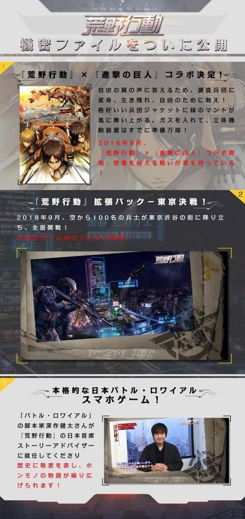 Knies-Out-Japan-server-roadmao-483x1024 Knives Out terá conteúdo de Attack on Titan no Japão