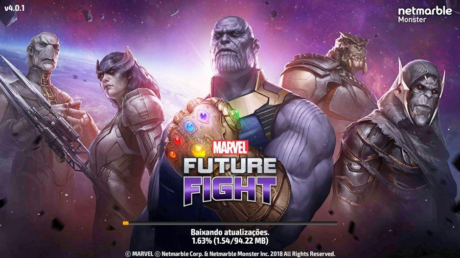 Marvel-future-fight-thanos-atualizacao A Guerra Infinita dos Vingadores continua nos jogos para Android e iOS