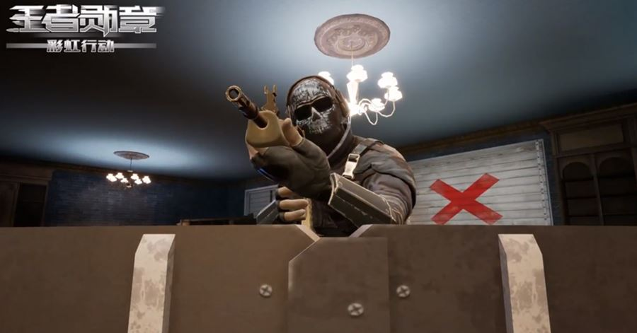 Medal-of-King-Operation-Rainbow-image-1 Medal of King: game provoca rebuliço ao ser confundido com Rainbow Six Siege