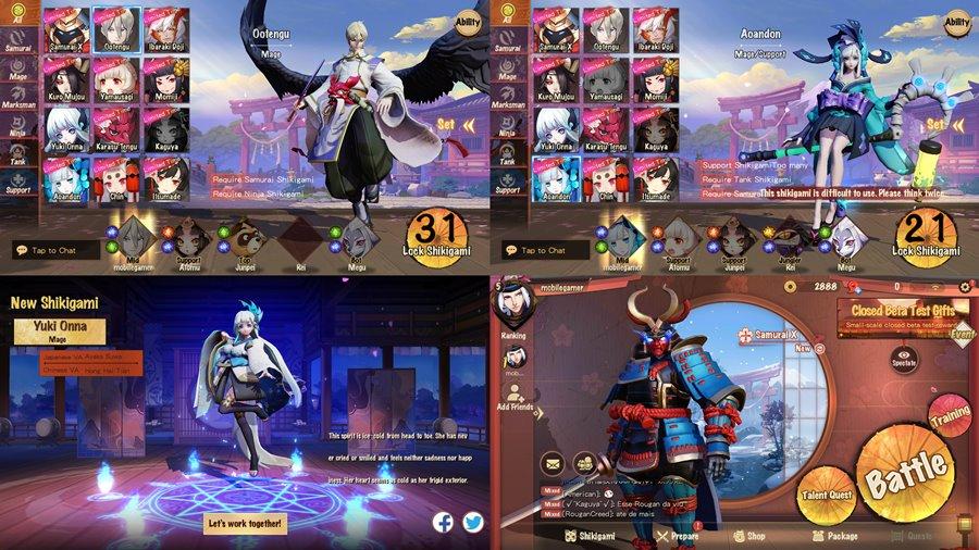Onmyoji-Arena-android-2 TOP 25 Melhores Jogos para Android Grátis - 1º Semestre de 2018