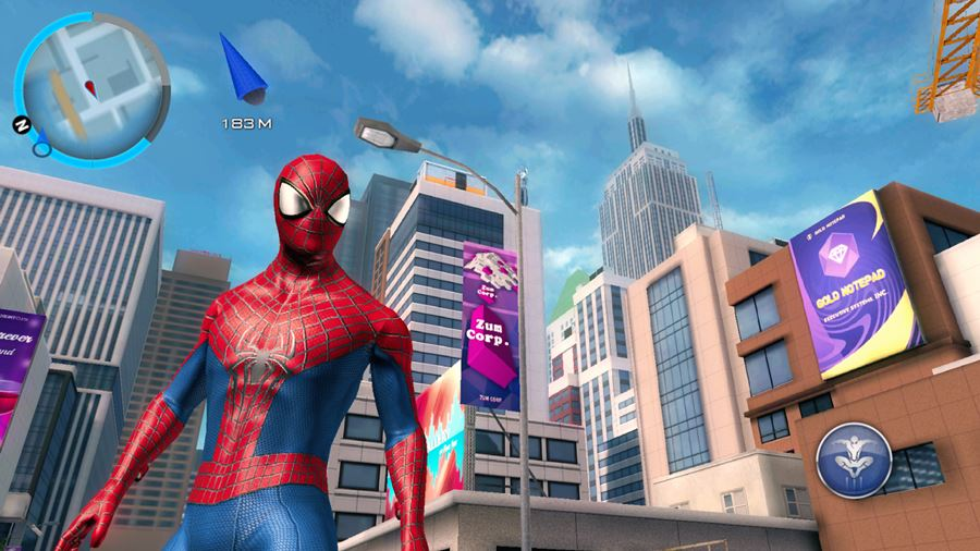 The-Amazing-Spider-Man-2-screenshot Gameloft remove jogos do Homem-Aranha da Google Play e App Store