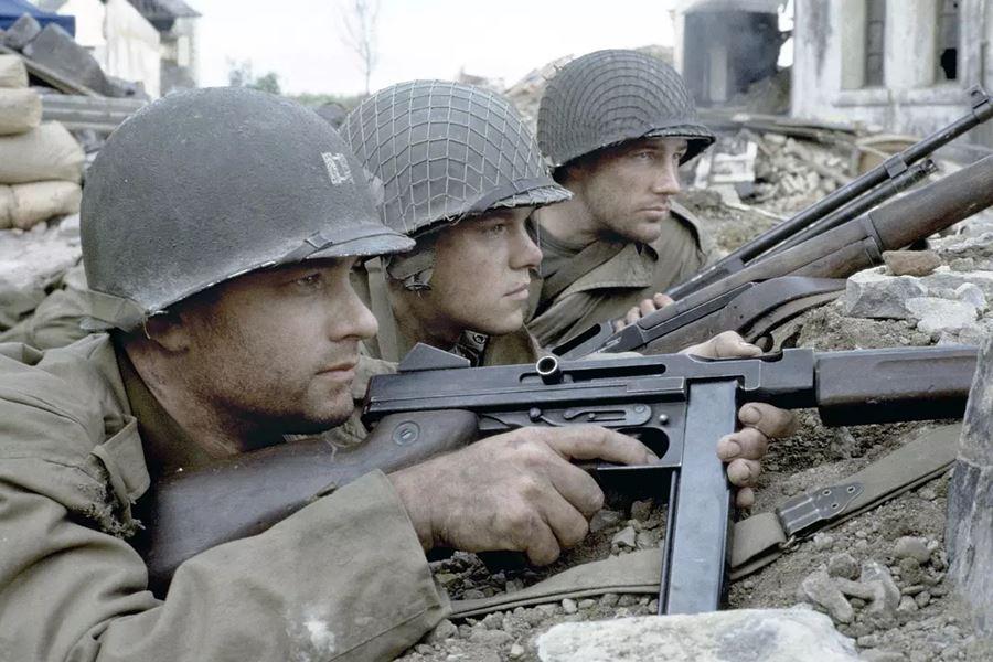 Thompson-no-filme-resgate-do-soldado-ryan PUBG: Curiosidades, História, Armas, Tretas e muito mais