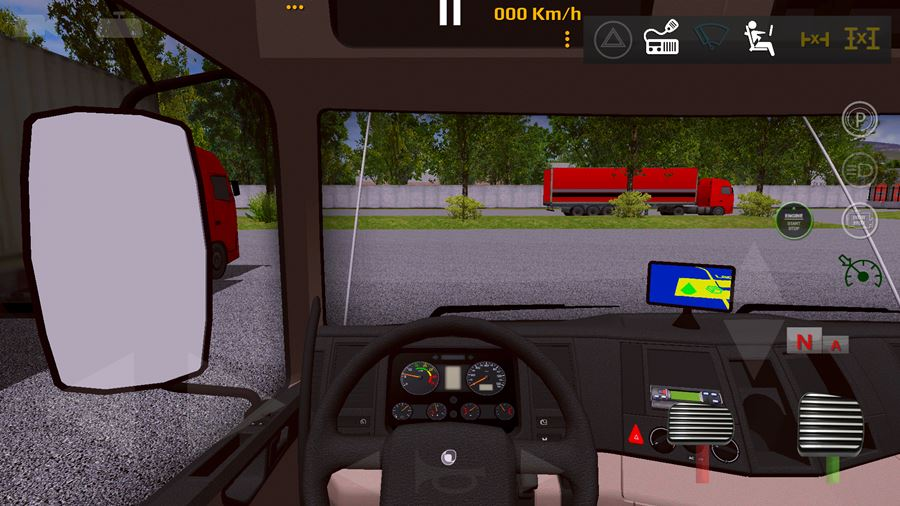 World-Truck-Driving-Simulator-android-1 World Truck Driving Simulator está em teste no Android