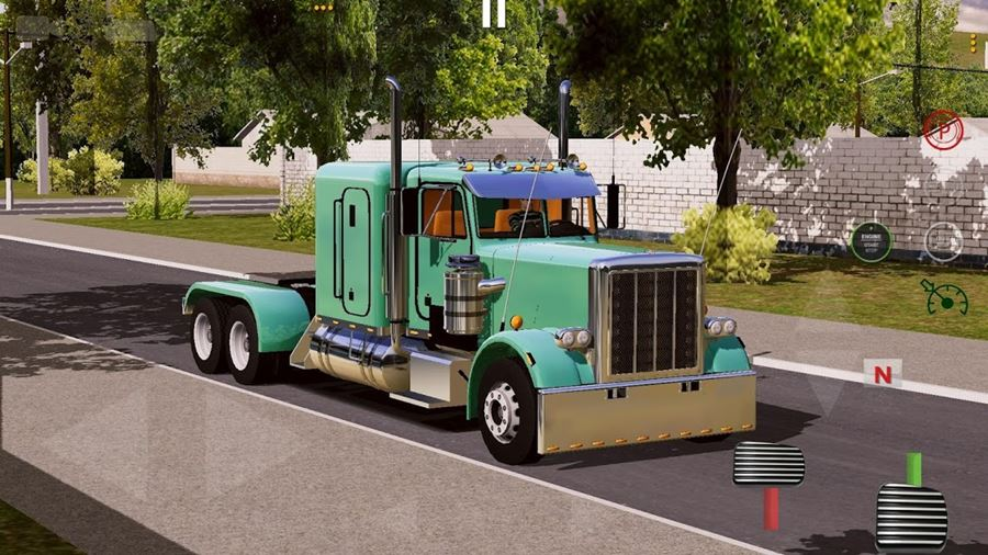 World-Truck-Driving-Simulator-android World Truck Driving Simulator está em teste no Android
