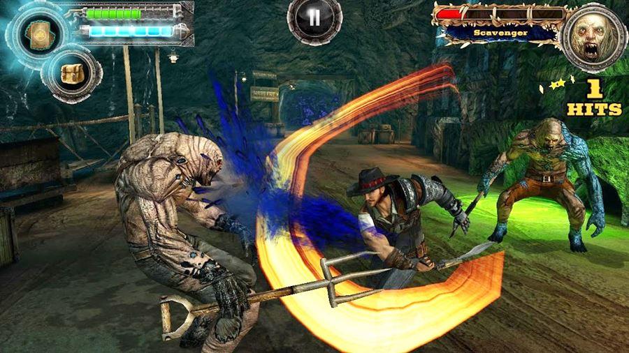 bladeslinger Os 30 Melhores Jogos de Ação 3D OFFLINE para Android e iOS