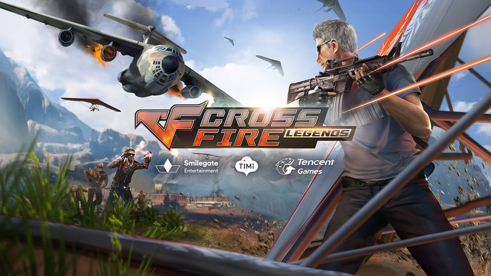crossfire-legends-android-iphone Tencent lança CrossFire: Legends para Android e iOS