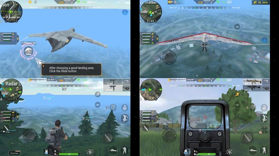 crossfire-legends-android-moto-g-1-2 10 Jogos para Android parecidos com Battlegrounds (PUBG)