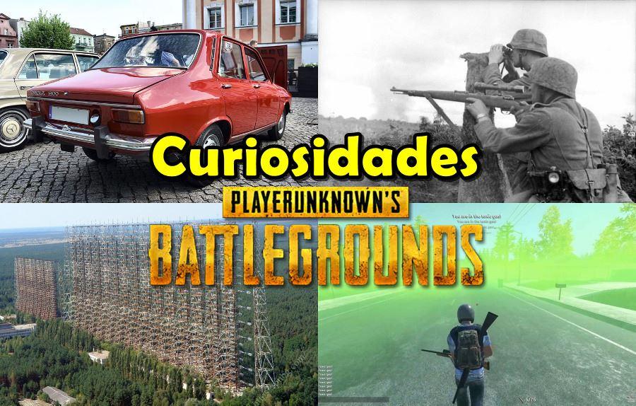 curiosidades-sobre-playerunknows-battleground PUBG: Curiosidades, História, Armas, Tretas e muito mais