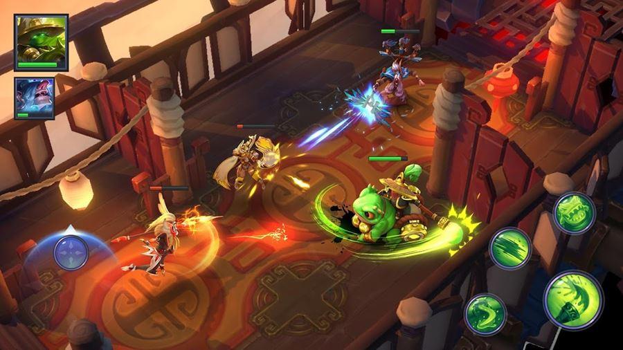 dungeon-hunter-gameloft-1 Dungeon Hunter Campeões já está disponível no Android e iOS