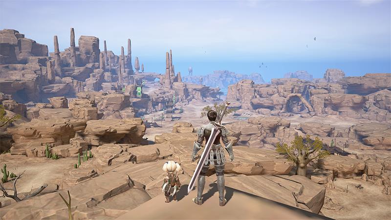 ff11-1 Final Fantasy 11: reboot para mobile tem novas imagens