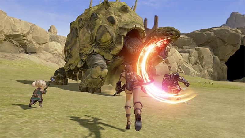 ff11-5 Final Fantasy 11: reboot para mobile tem novas imagens