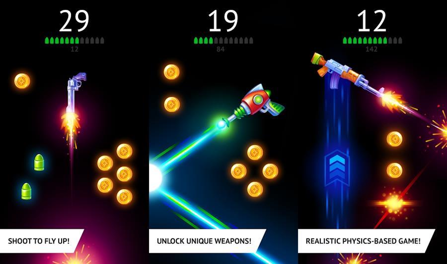 flip-gun Novos Jogos para Android na Google Play (semana 21 de 2018)