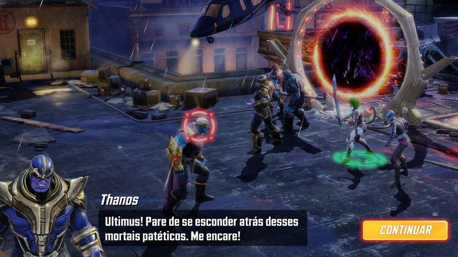 guerra-infinita-marvel-force-strike A Guerra Infinita dos Vingadores continua nos jogos para Android e iOS