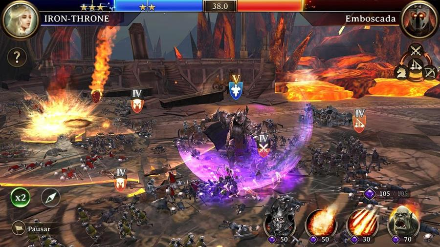 iron-throne-android Novos Jogos para Android na Google Play (semana 21 de 2018)