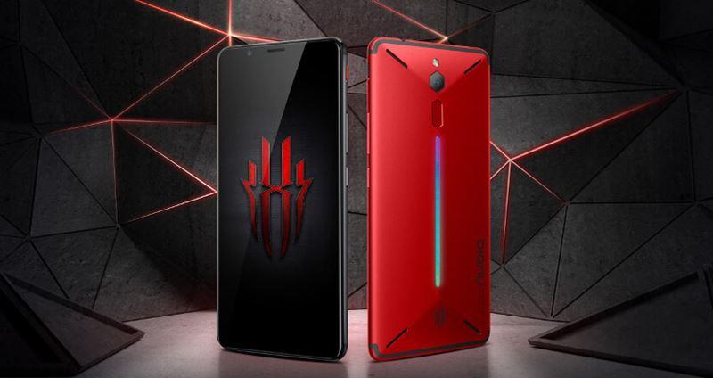 nubia-red-magic-001 7 Melhores Smartphones Chineses para Jogos de 2018 (tops de linha)
