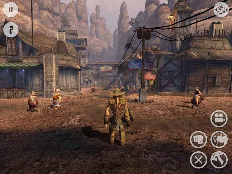 oddsworld-wrath Oddworld, Bug Butcher e mais: jogos pagos em promoção no Android