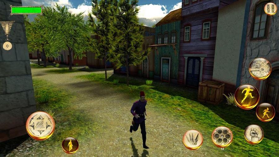 ottoman Os 30 Melhores Jogos de Ação 3D OFFLINE para Android e iOS