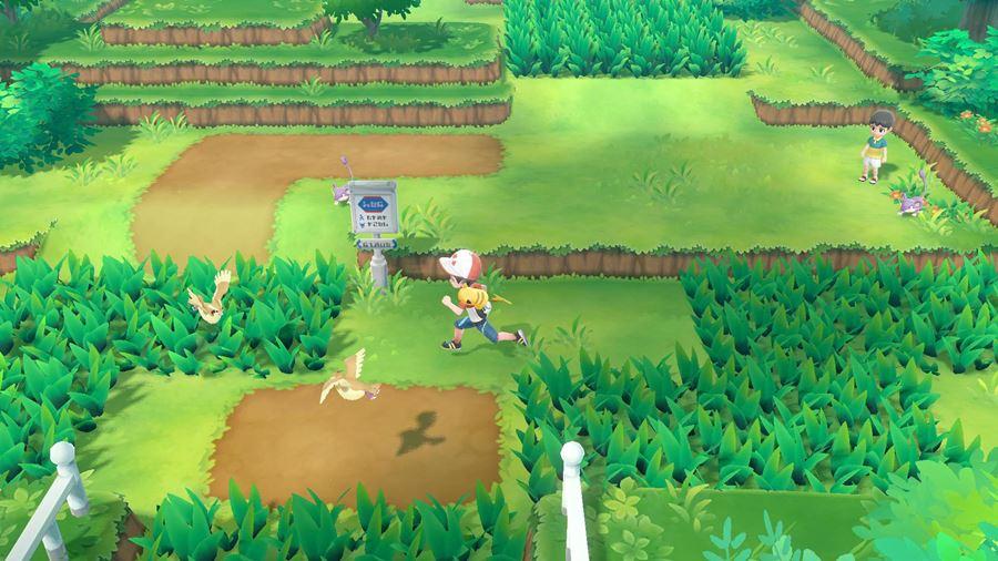 pokemon-lets-go-pikachu-1 Pokémon Let's Go quer que você largue o celular um pouquinho