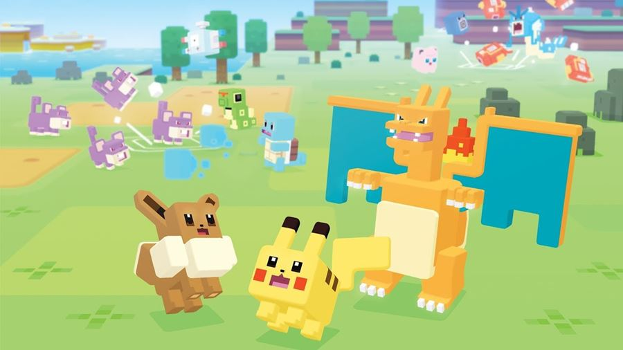 pokemon-quest-android-iphone Pokémon Quest é lançado globalmente no Android e iOS