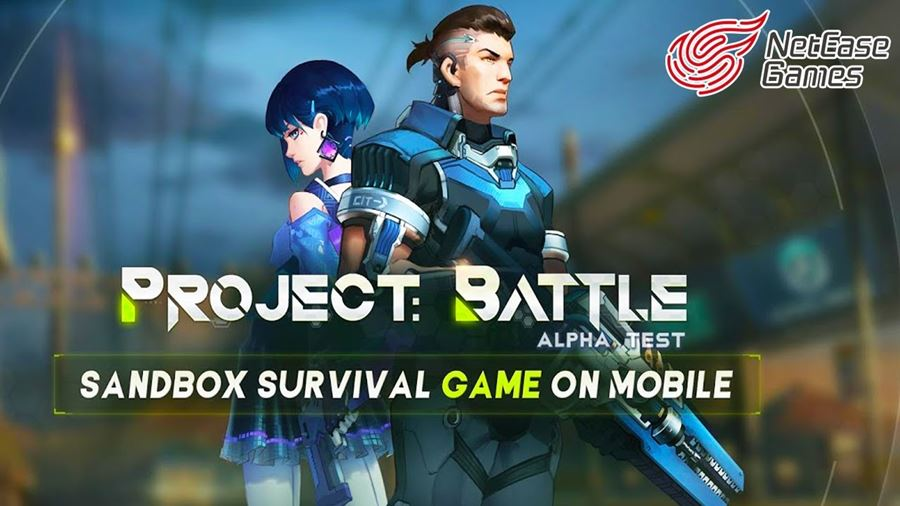 project-battle-netease-fortnite Project Battle: game parecido com Fortnite é lançado para Android