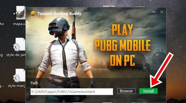 pubg-mobile-emulador-tencent-oficial-windows-10-1 Como baixar o Emulador da Tencent e rodar PUBG Mobile em PC FRACO