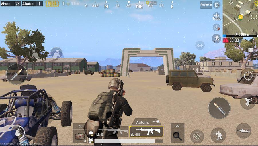 """pubg-mobile-miramar-campo-militar PUBG Mobile: Os Melhores Lugares para """"Loot"""" em Miramar"""