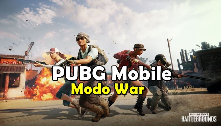 pubg-modo-war PUBG Mobile: Beta do jogo com Modo War na Google Play