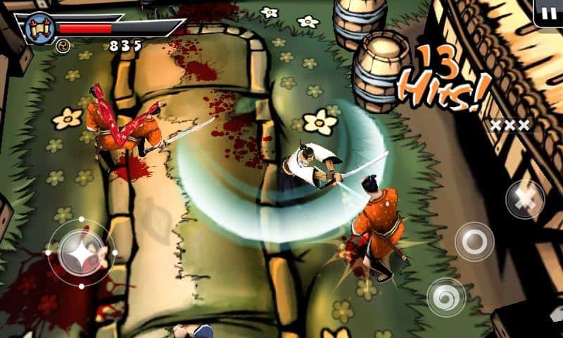 samurai-ii-vengeance Os 30 Melhores Jogos de Ação 3D OFFLINE para Android e iOS
