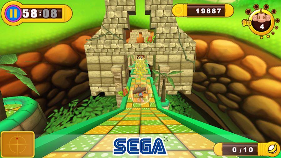 super-monkey-ball-sakura 7 jogos que declaram a Independência dos Jogos Móveis
