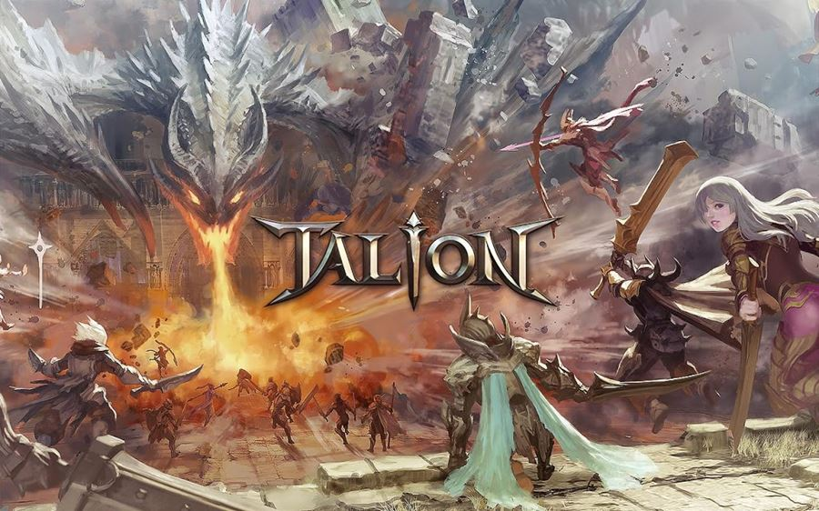talion-android-iphone-gamevil Gamevil lança Talion (MMORPG) em Soft Launch no Brasil