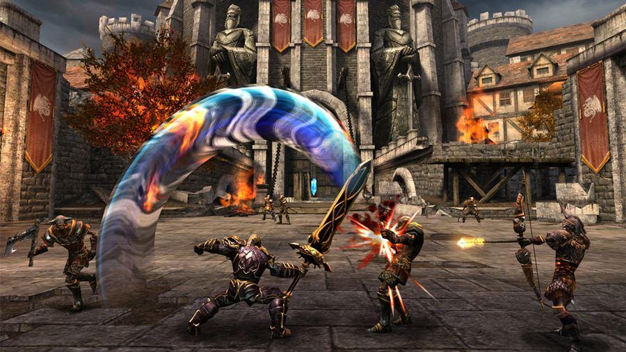 wildblood Os 30 Melhores Jogos de Ação 3D OFFLINE para Android e iOS