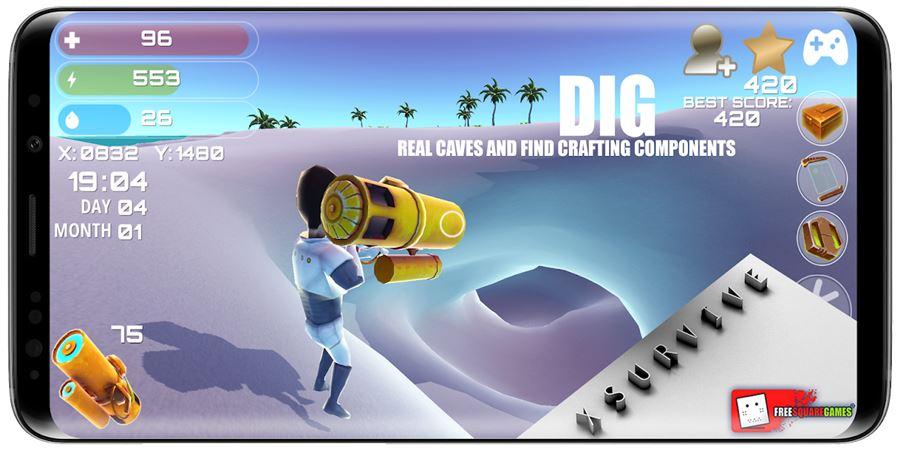 x-survive-android Os 30 Melhores Jogos de Ação 3D OFFLINE para Android e iOS