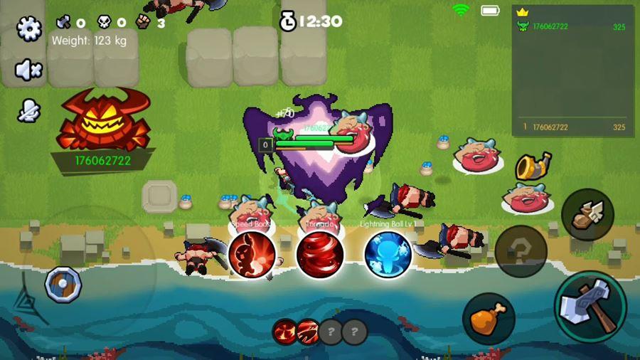 BarbarQ-android 25 Melhores Jogos para Android Grátis - 2018 - parte 1