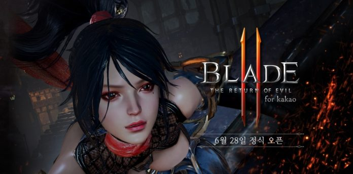 Blade-II-lancamento Blade II Return of Evil finalmente é lançado no Android e iOS (Coreia do Sul)