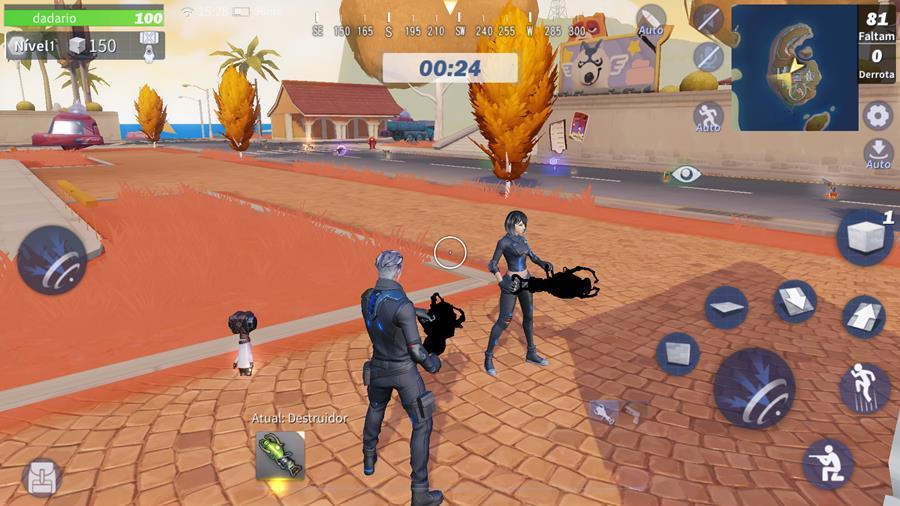 Creative-Destruction-ex-fortcraft-3 10 Melhores Jogos para Android Grátis - junho de 2018