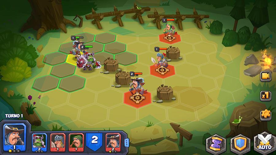 Tactical-Monsters-Rumble-Arena TOP 25 Melhores Jogos para iPhone e iPad Grátis de 2018 - Parte 1