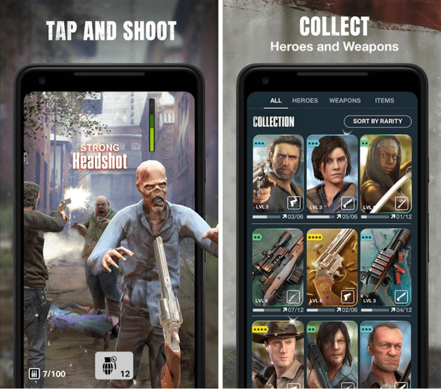 The-Walking-Dead-Our-World-07032018-pic-2 The Walking Dead: Our World será lançado em julho no Android e iOS