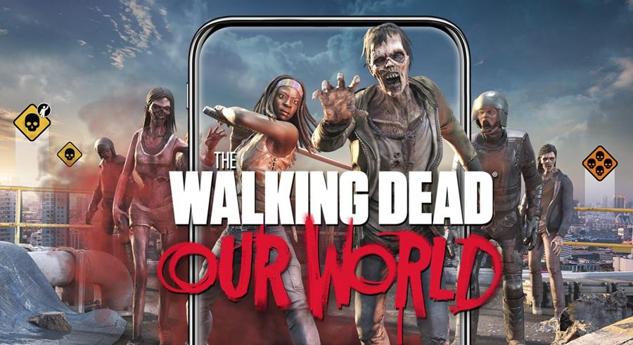 The-Walking-Dead-Our-World-1 The Walking Dead: Our World será lançado em julho no Android e iOS