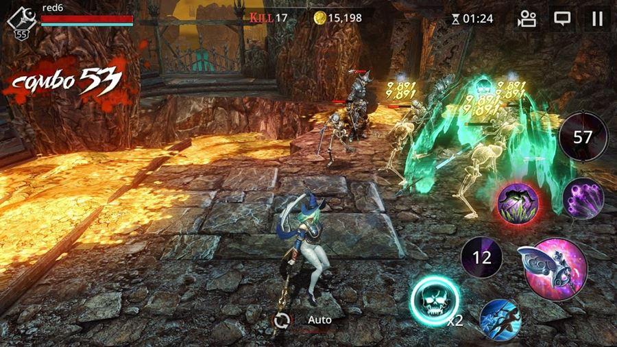 darkness-rises-android 10 Melhores Jogos para Android Grátis - junho de 2018